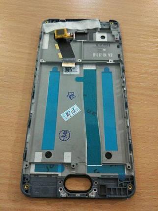 Дисплейный модуль в сборе Meizu M3s (с рамкой), фото 2