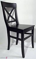 Стул деревянный Генри черный (бук )