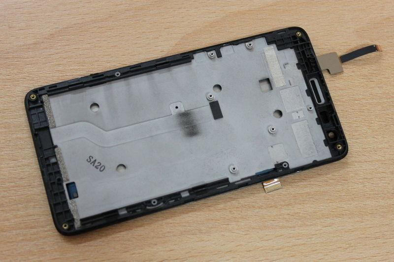 Дисплейный модуль Xiaomi Redmi 2 c рамкой