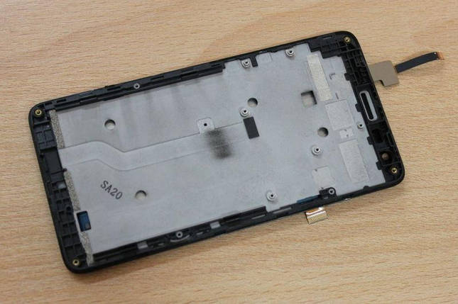 Дисплейный модуль Xiaomi Redmi 2 c рамкой, фото 2