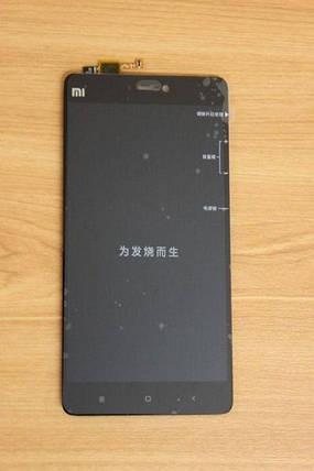 Дисплейный модуль Xiaomi Mi4i, фото 2