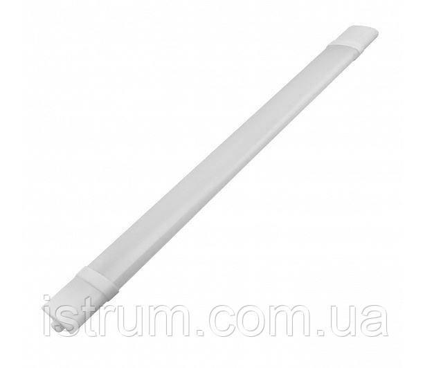 Светильник линейный светодиодный EUROLAMP LED IP65 45W 6500K (1.5m)SLIM