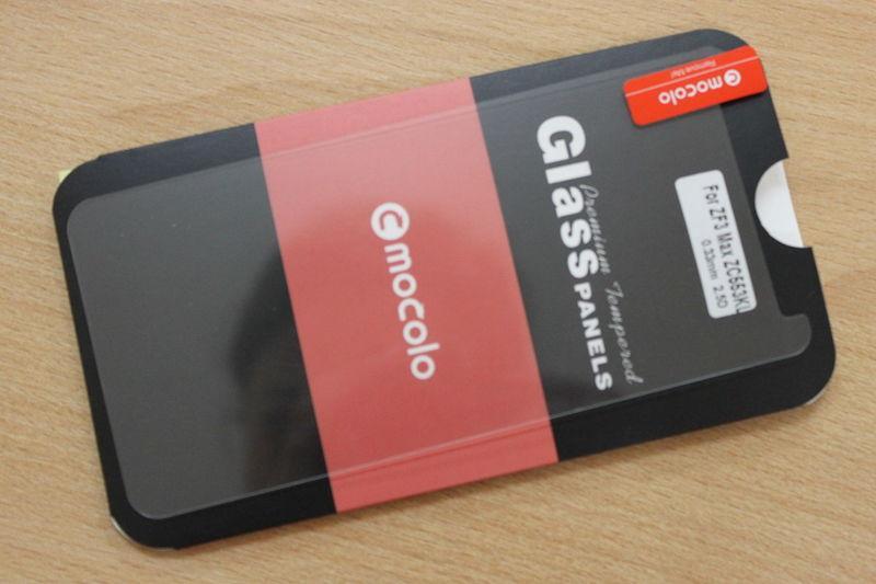 "Защитное стекло Asus ZenFone 3 Max ZC553KL 5.5"" (Mocolo 0.33 mm)"