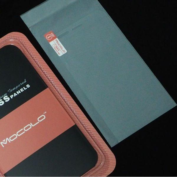 Защитное стекло ASUS ZenFone Go (Mocolo 0,33мм)