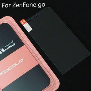 Защитное стекло ASUS ZenFone Go (z00vd / ZC500TG) (Mocolo 0,33мм), фото 2