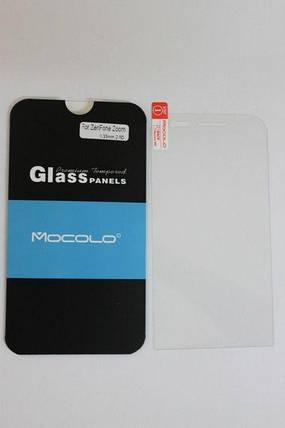 Защитное стекло ASUS ZenFone Zoom ZX550/ZX551ML (Mocolo 0,33мм), фото 2