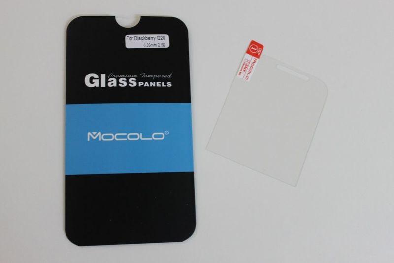 Защитное стекло Blackberry Q20 (Mocolo 0.33 mm)