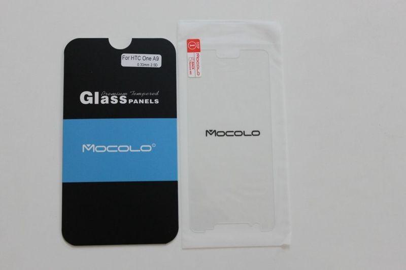Защитное стекло HTC Aero/One A9 (Mocolo 0,33 мм)