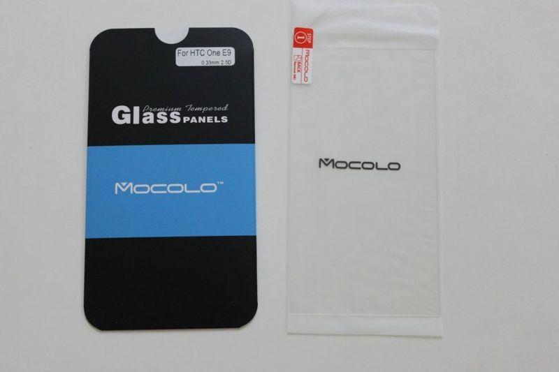 Защитное стекло HTC One E9/E9+ E9t/E9x/E9w/E9pt/E9px (Mocolo 0,33мм)