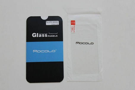 Защитное стекло HTC One M8 Mini/One Mini 2 (Mocolo 0,33мм), фото 2
