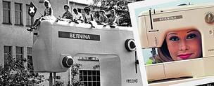 Почему все больше и больше людей выбирают для себя  швейные машинки BERNINA ?