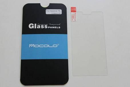 Защитное стекло Huawei Ascend P6 (Mocolo 0,33мм), фото 2