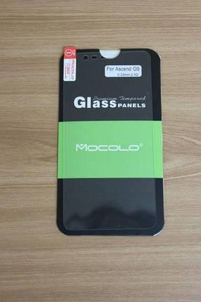 Защитное стекло Huawei Ascend G9 (Mocolo 0.33mm), фото 2