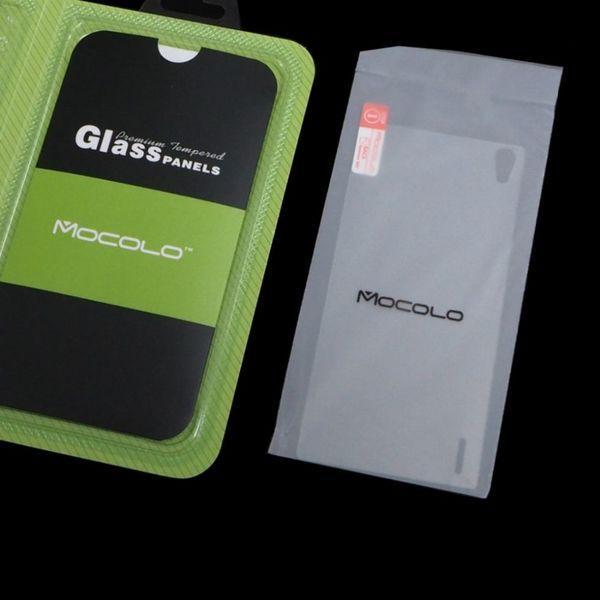 Защитное стекло Huawei Ascend P7 Back на заднюю крышку (Mocolo 0,33мм)