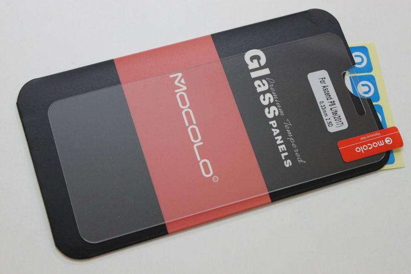 Защитное стекло Huawei Ascend P8 Lite (2017) (Mocolo 0,33мм)