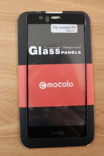 Защитное стекло Huawei Ascend P9 Full Cover (Mocolo 0.33mm)