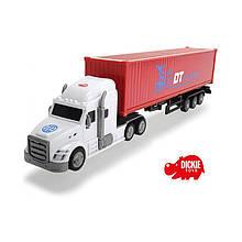 Фура з контейнером 38 см Dickie 3747001