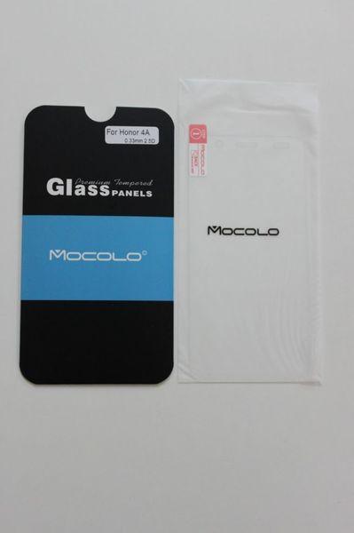 Защитное стекло Huawei Honor 4A  (Mocolo 0,33мм)