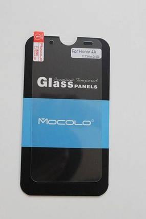 Защитное стекло Huawei Honor 4A  (Mocolo 0,33мм), фото 2