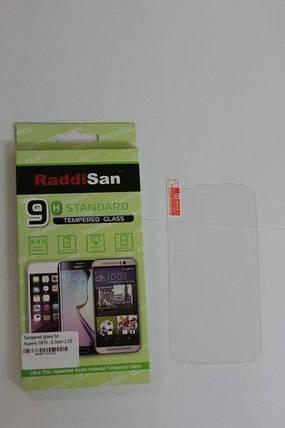Защитное стекло Huawei G610 (Radissаn 0.33mm), фото 2