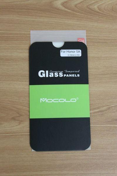 Защитное стекло Huawei Honor 5A (Mocolo 0.33mm)