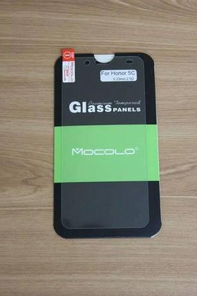 Защитное стекло Huawei Honor 5C/GT3 (Mocolo 0.33mm), фото 2