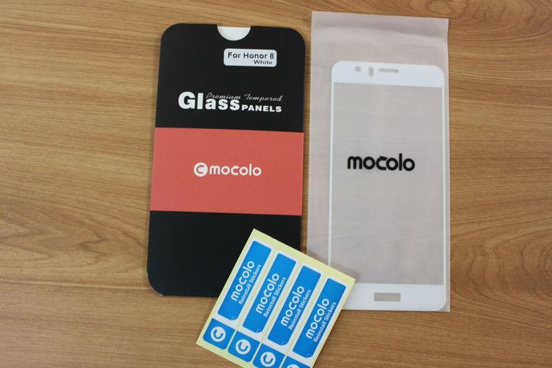 Защитное стекло Huawei Honor 8 Full Cover (Mocolo 0.33mm)