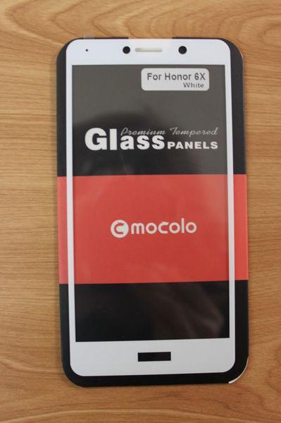 Защитное стекло Huawei Honor 6X/GR5 (2017) Full Cover (Mocolo 0.33mm)