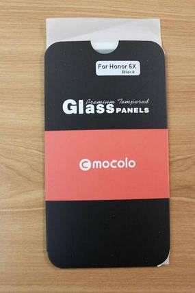 Защитное стекло Huawei Honor 6X/GR5 (2017) Full Cover (Mocolo 0.33mm), фото 2