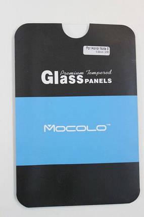 Защитное стекло Huawei Honor Note 8 (Mocolo 0,33мм), фото 2