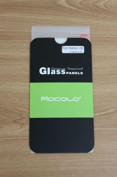 Защитное стекло Huawei Honor V8 (Mocolo 0.33mm)