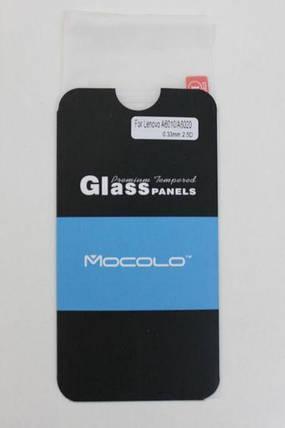 Защитное стекло Lenovo A6010/6020 (Mocolo 0.33mm), фото 2