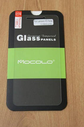 Защитное стекло  Lenovo K5 Note (Mocolo 0.33mm), фото 2