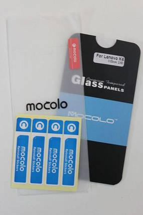Защитное стекло Lenovo K6 (Mocolo 0.33mm), фото 2