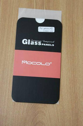 Захисне скло Lenovo K5 (Mocolo 0.33 mm), фото 2