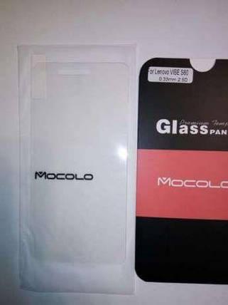Защитное стекло Lenovo VIBE S60 (Mocolo 0,33мм), фото 2