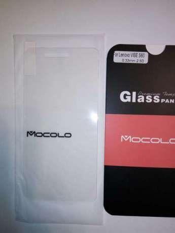 Защитное стекло Lenovo VIBE S60 (Mocolo 0,33мм)