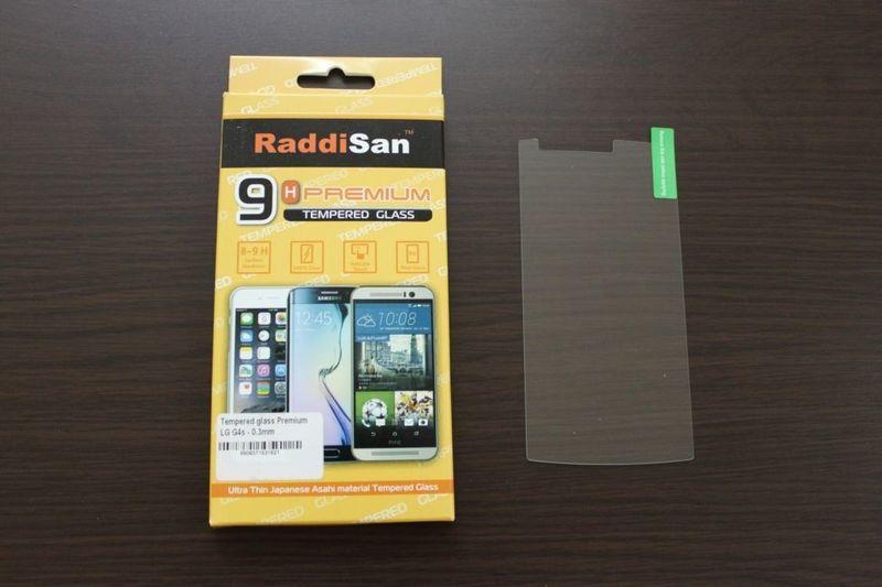 Защитное стекло LG G4s (Radissаn 0.33mm)