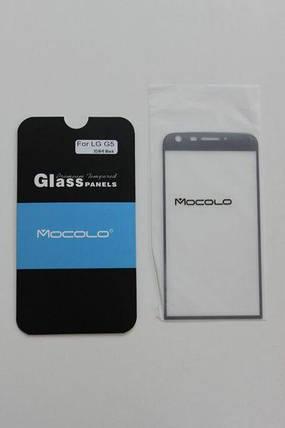Защитное стекло LG G5 H830 3D Full Cover Black (Mocolo 0.33mm), фото 2