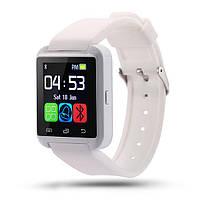 Умные часы U8 Smart Watch. Белого цвета Распродажа