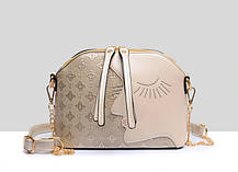 Элегантный набор женских сумок с оригинальным дизайном 4в1, фото 3