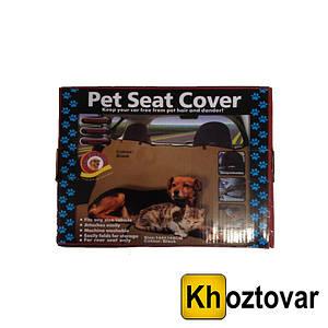 Накидка на заднее сиденье Pet Seat Cover