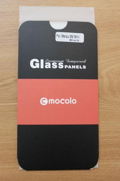 Защитное стекло Meizu M5 Mini Full Cover (Mocolo 0,33мм)