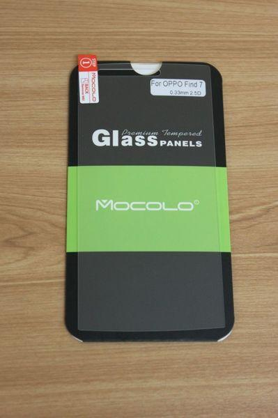 Защитное стекло OPPO Find 7 (Mocolo 0.33mm)