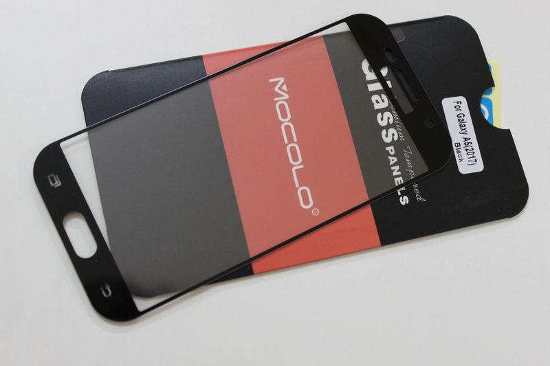 Защитное стекло Samsung Galaxy A5 (2017 Version) Full Cover (Mocolo 0,33мм)