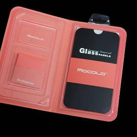 Защитное стекло Samsung Galaxy A3 (Mocolo 0,33мм)