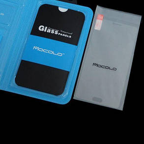 Защитное стекло Samsung Galaxy A7 (Mocolo 0,33мм), фото 2