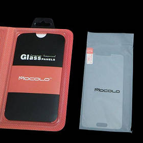 Защитное стекло Samsung Galaxy Alpha G850 (Mocolo 0.33mm)