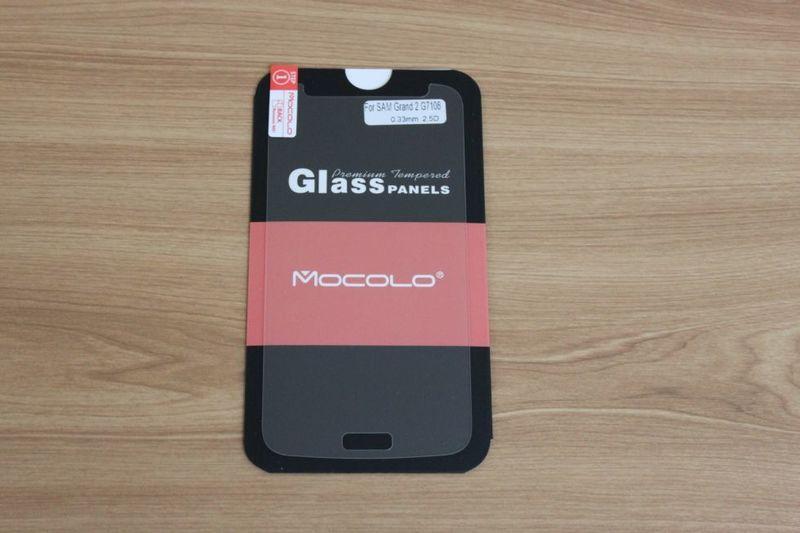 Захисне скло Samsung Galaxy Grand 2 G7106 (Mocolo 0.33 mm)