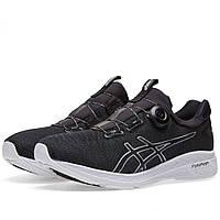 Оригинальные кроссовки Asics Dynamis Carbon, Black & White